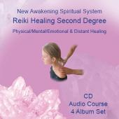 Reiki Healing Second Degree MP3 course