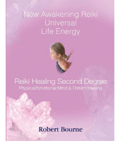 Reiki Healing Second Degree Book