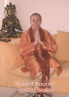 Robert Bourne Reiki Master Teacher