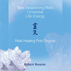 Reiki Healing First Degree Training with Robert Bourne