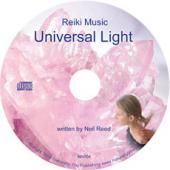 Reiki Healing Music Universal Light