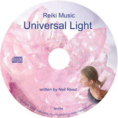 Reiki Music for Healing treatments
